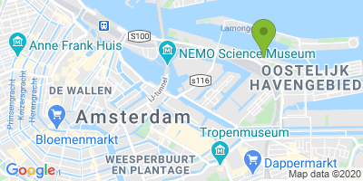 Google maps image of Q42 Amsterdam